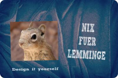 http://www.mamamachtsachen.de/2013/12/15/nix-fuer-lemminge-die-erste-herausforderung/