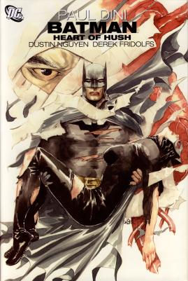 Cover von Batman: Heart of Hush