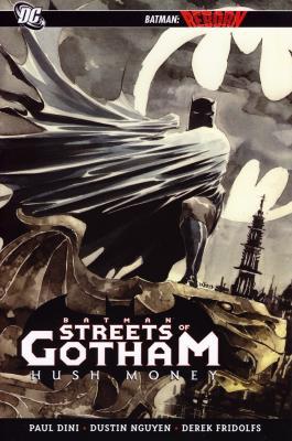 Cover von Batman: Streets of Gotham: Hush Money