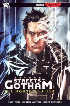 Cover von Batman: Streets of Gotham: The House of Hush