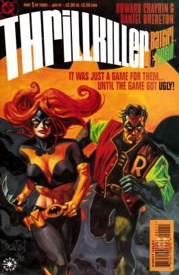 Cover von Thrillkiller #1