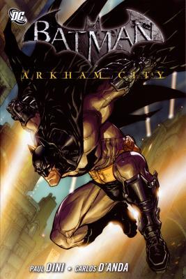 Cover von Batman: Arkham Asylum