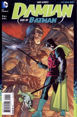 Cover von Damian - Son of Batman