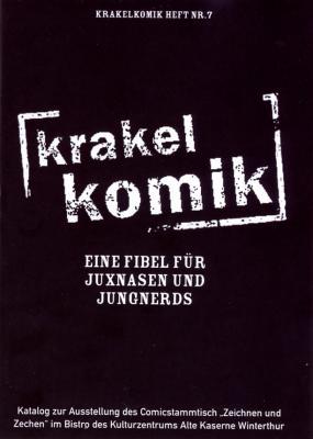 Krakelkomiks - Die Ausstellung
