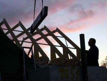 22.10.: Ein dänischer LKW-Fahrer im Abendrot