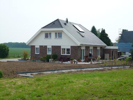 21.05.2009: Gartenseite