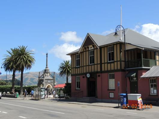 Clocktower Akaroa