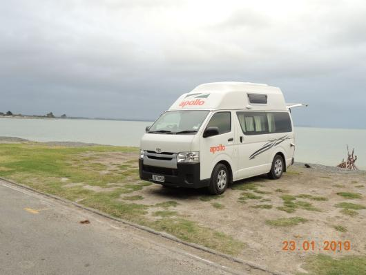 Clifton Camping am Meer