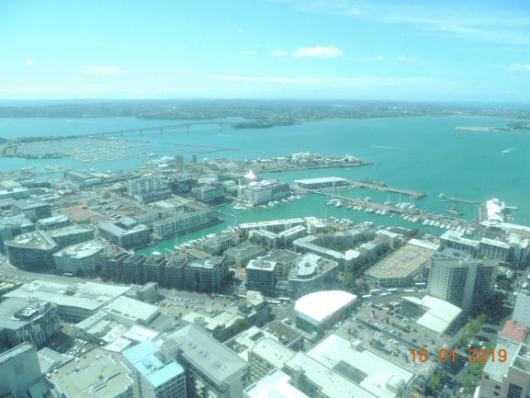 View from Skytower