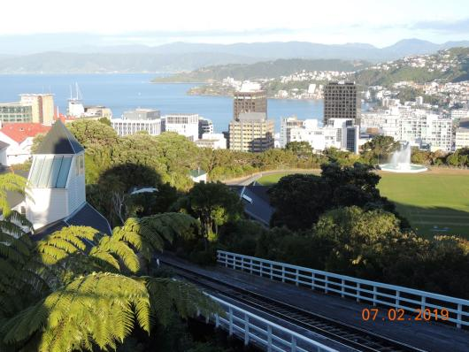 Wellington Cable Car Station