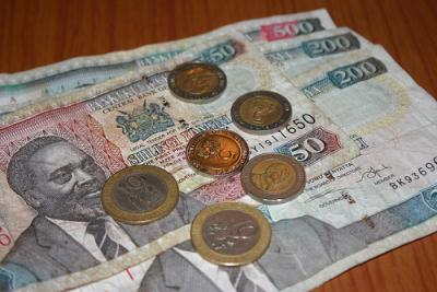 Kenianischer Schilling