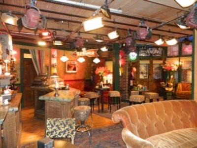 "Das ""Central Perk""- Cafe aus der Serie ""Friends"""