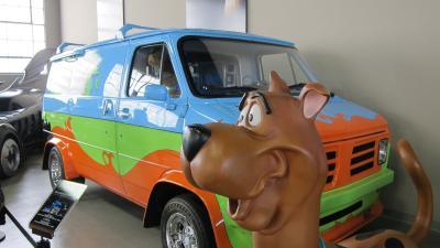 "Das Auto aus ""Scooby Doo"""