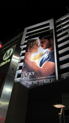 """The Lucky One"""