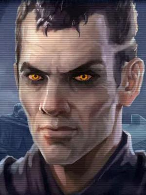 Meister Barl Ovair - Sith Infiltrator