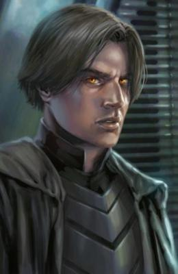 Darth Caedus formerly known as Jacen Solo