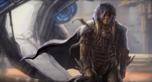 Padawaon Eison Gynt - besessen von Naga Sadows Geist