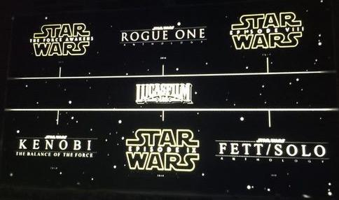 Pfannenstiels Welt Star Wars
