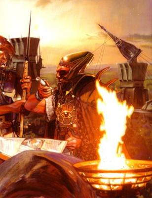 Das Exil des Naga Sadow auf Yavin 4