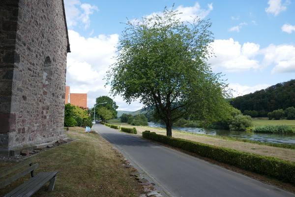 Vaake: Weser
