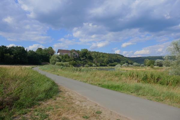 Weser: Blankenau