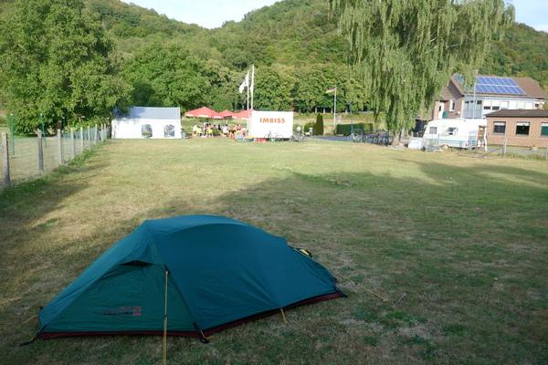 Grave: Campingplatz