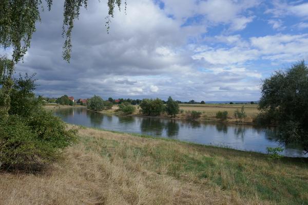 Weser vor Rinteln