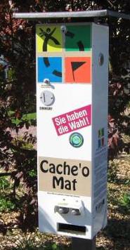 Cache'o Mat in Lüneburg