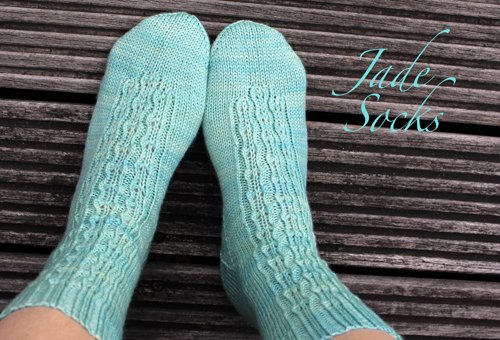 Jade Socks
