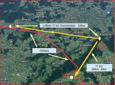 Varusschlacht Karte.Die Clades Variana Vom Sommerlager In Den Untergang