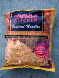 Bali Kitchen - Chicken Curry Flavour