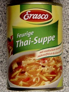 Erasco - Feurige Thai Suppe