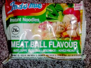 Indomie - Meat Ball Flavour