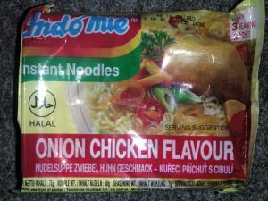 Indomie - Onion Chicken Flavour