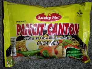 Lucky Me! - Instant Pancit Canton Chow Mein