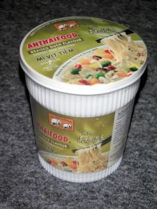 Lucky White Elephants - Mi Vit Tiem - Braised Duck Flavour
