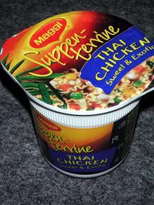 Maggi Suppenterrine Thai Chicken