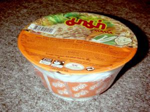Mama Instant Bowl Noodles Pork Flavour