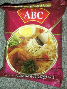 Mi ABC Rasa Ayam Bawang