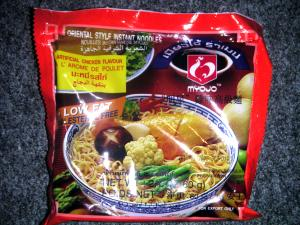 Myojo Ramen Chicken Low Fat