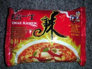 Nissin Demae Ramen Spicy