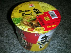 President - Super Bowl - Roasted Beef Flavor Noodles