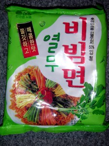 Samyang Yeolmu Bibimmen