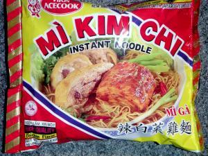 Vifon Acecook - Mi Kim Chi Chicken