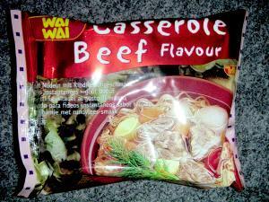 Wai Wai Casserole Beef Flavour