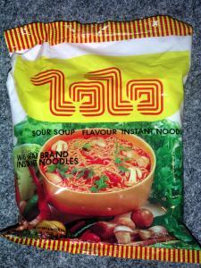 Wai Wai Sour Soup