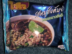 Wai Wai - Minced Pork Tom Yam Flavour Instant Noodle
