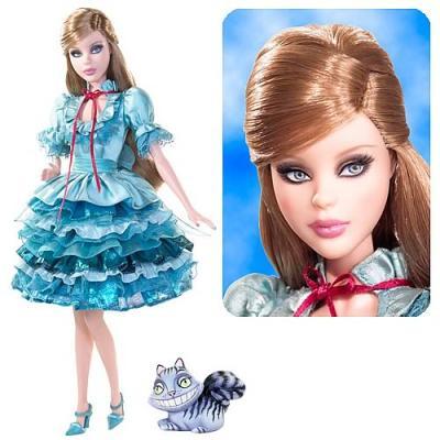 Alice In Wonderland Am Rande