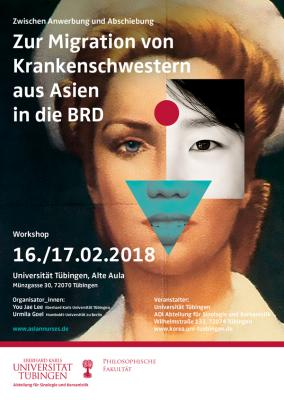 Workshop Krankenschwestern in Tübingen 2018