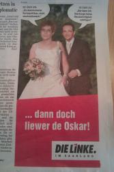 Treffend: Zwangs-Ehe von CDU und SPD